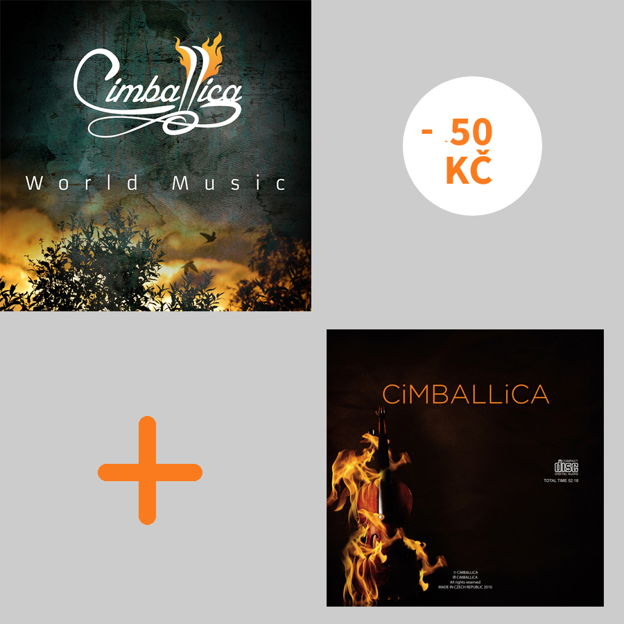 CD World Music + CD Cimballica